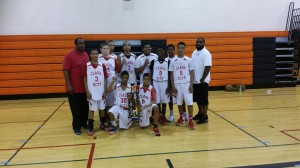 u13 class acts champs
