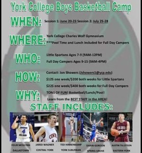 york college camp